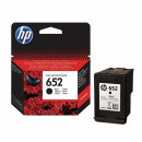HP 652, F6V25AE tinta crna (black)