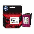 HP 652, F6V24AE tinta u boji